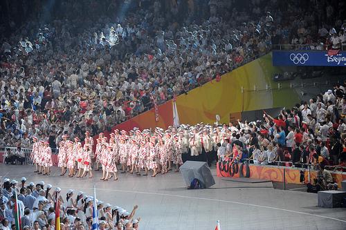 Cross Cultural Leadership, Olympic Games