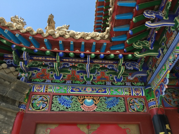 Chinese Temple Ningxia