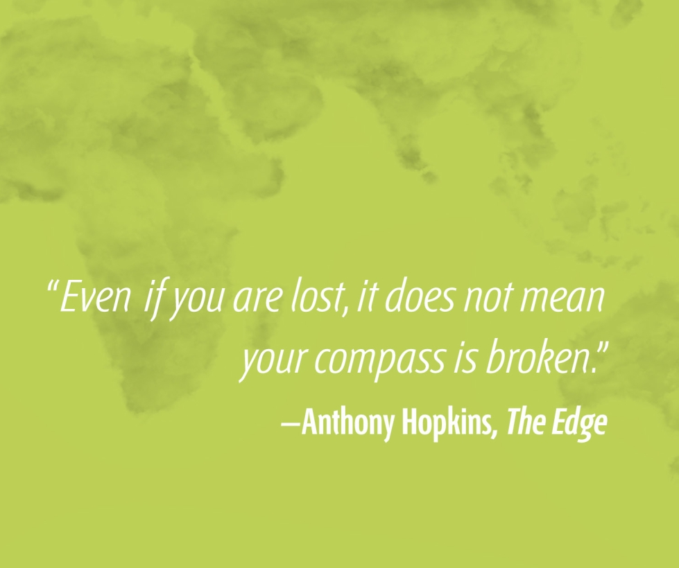 Cross Cultural Compass Quote