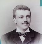 Portrait of Anton Philips, Founder of Philips NV