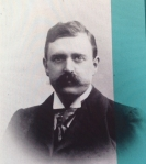 Portrait of Gerard Philips, Founder of Philips NV