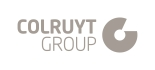 Colruyt Group logo white grey