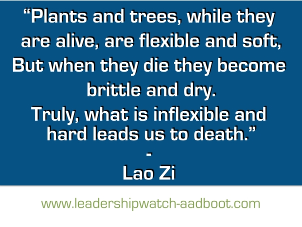 LeadershipWatch Quote