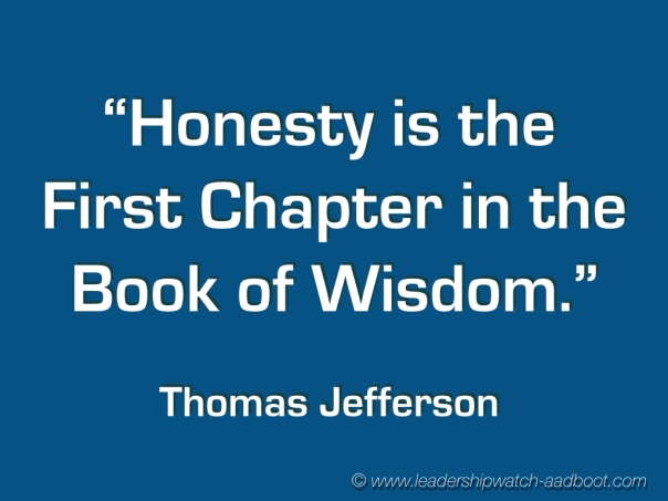 Quote from Thomas Jefferson on blue background