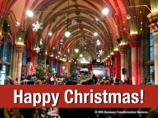 Christmas Card for Holiday Season Greetings